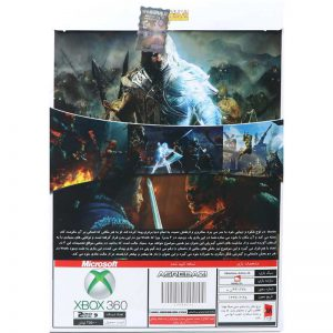 Shadow Of Mordor XBOX 360