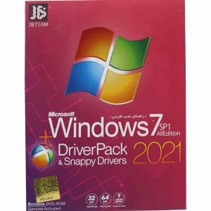 Windows 7 SP1 All Edition 2021 + Driver Pack And Snappy Drivers 1DVD9 JB.TEAM