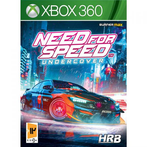 Need For Speed Undercover XBOX 360 HRB