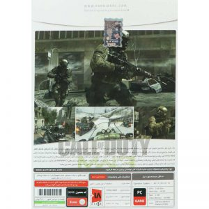Call OF Duty MW3 PC 3DVD9 پرنیان